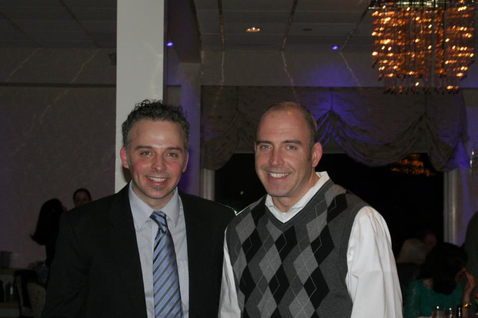 Andrew Lilley and Mike Lilley